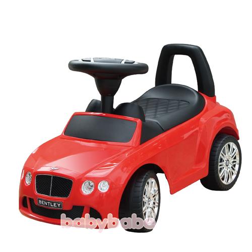 326賓利滑行車-紅