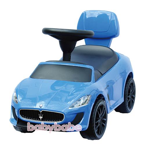353瑪莎拉蒂滑行車-寶石藍