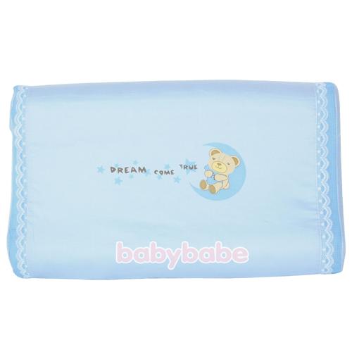 98706美夢成真兒童太空記憶枕-天空藍