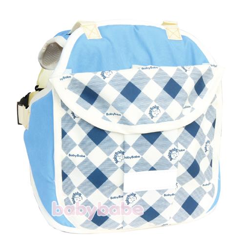 B250多功能兒童防護背包-藍