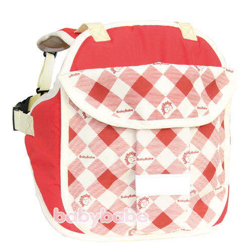 B250多功能兒童防護背包-紅