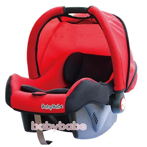 DS-700-B兒童汽車安全提籃座椅-紅